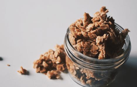 Super Simple, Homemade Granola