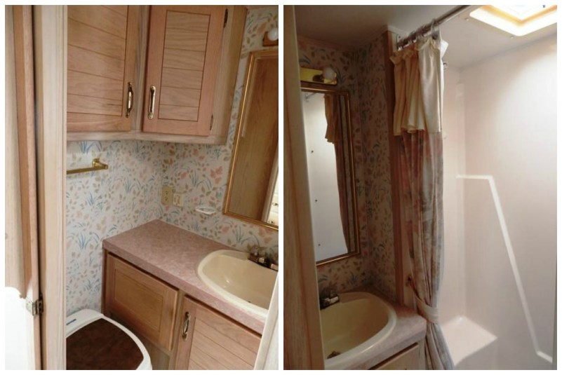Rambler Before - Bathroom