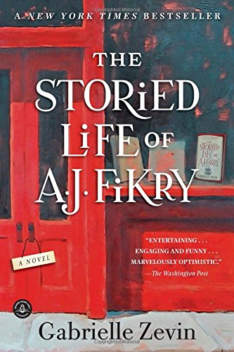 The Storied Life of A.J. Fikry - Our Streamlined Life