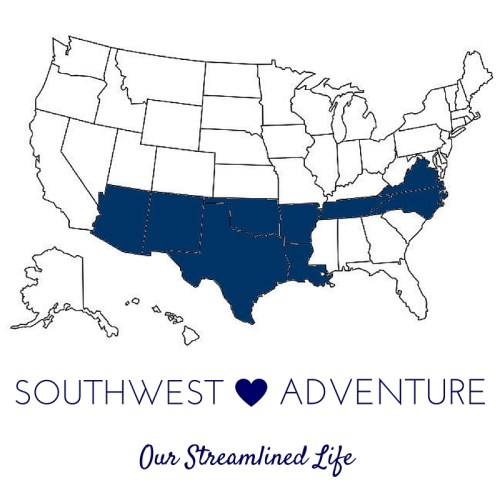 Southwest Adventure | Our Streamlined Life