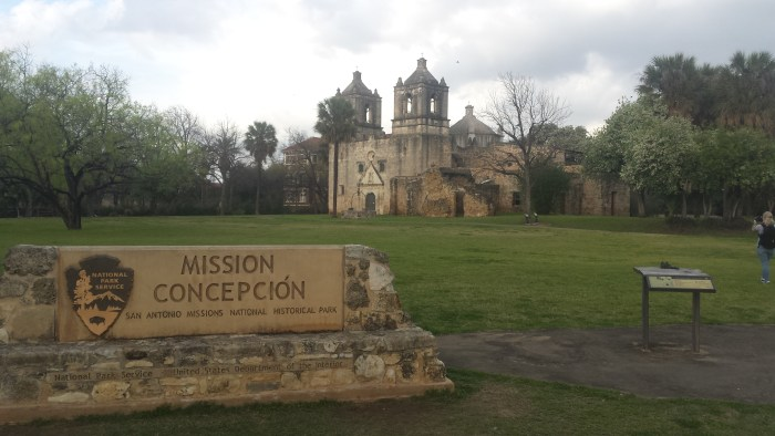 San Antonio Missions NHP 9 Our Streamlined Life
