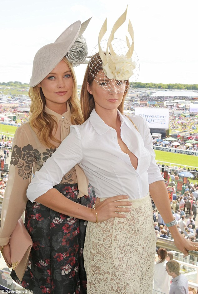 Laura Whitmore and Millie Mackintosh