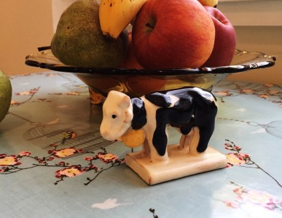 New (old) cow