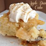 Apple Dump Cake from Table for Seven