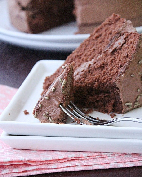 Diet Soda Cake from Table for Seven:All you need is three ingredients for this delicious, guilt-free cake!