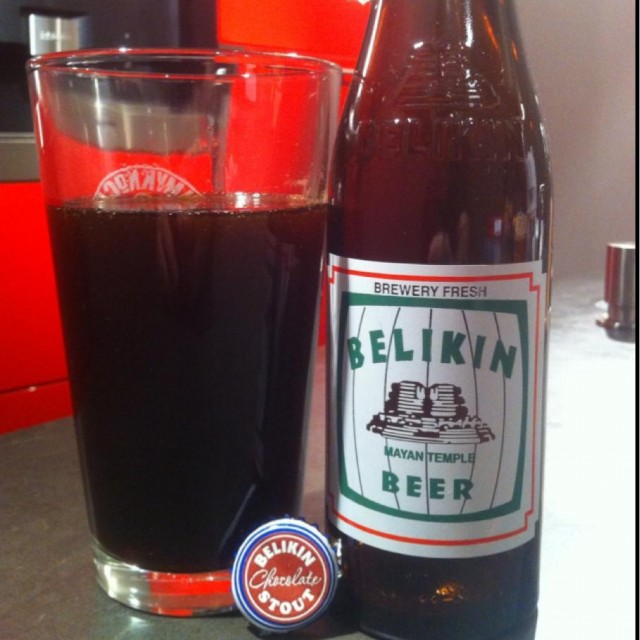 Belikin Chocolate Stout from Belize Brewing Company