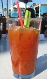 My favorite....the bloody mary