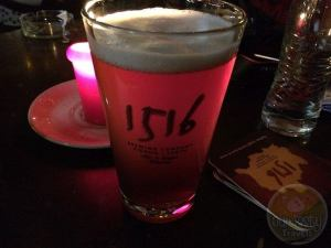 Biere De Noël by 1516 Brewing Company – #OTTBeerDiary Day 365
