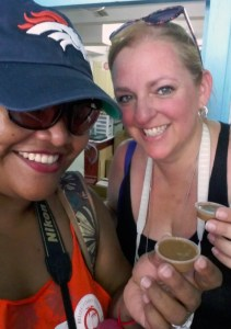 Mary Rodriguez and Erin De Santiago - ourtastytravels.com