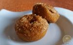 Belizean Brown Sugar Donuts http://ourtastytravels.com/recipe/belizean-brown-sugar-mini-donuts/ #recipe #belize #donuts #ourtastytravels #cayetobelize