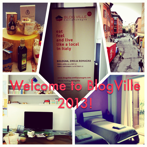 Welcome to BlogVille 2013 in Emilia Romagna, Italy!  http://ourtastytravels.com/blog/five-culinary-reasons-to-fall-in-love-with-emilia-romagna-italy/ #ourtastytravels #blogville