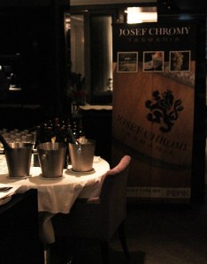 Josef Chromy Wines: French Cuisine and Tasmanian Wine Pairing Dinner at L'Atelier de Patrick in Taipei, Taiwan
