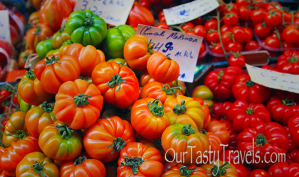 Photo of the Week: Heirloom Tomatoes in Bologna, Italy