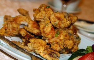 Photo of the Week: Deep Fried Frog Legs from Howard Plaza Hotel in Taipei, Taiwan