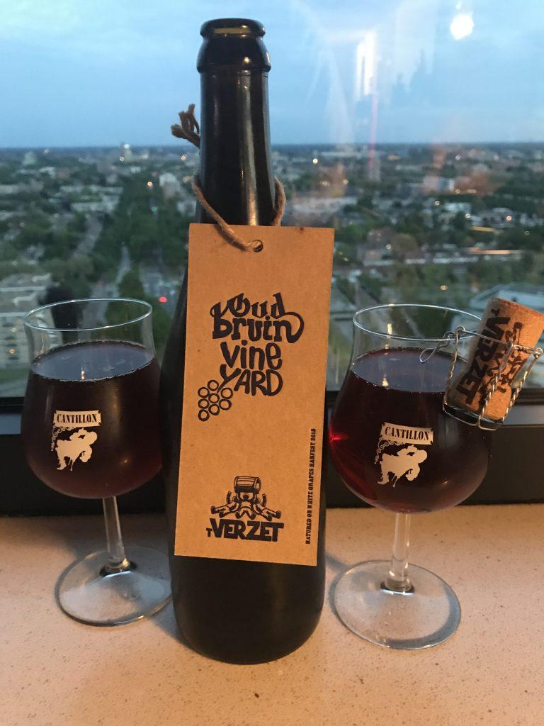 Oud Bruin Vineyard (2015) by Brouwerij 't Verzet #ottbeerdiary