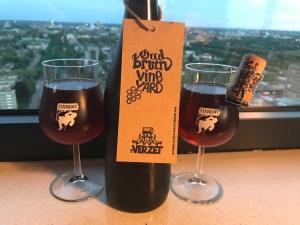 Oud Bruin Vineyard (2015) by Brouwerij 't Verzet #OTTBeerDiary Day 867