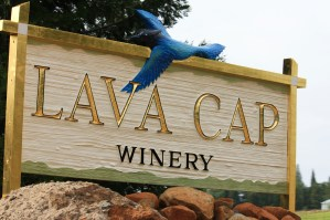 El Dorado County Wineries: Lava Cap Winery