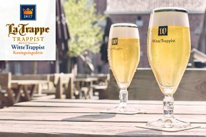 "La Trappe Exclusive ""King's Day"" Witte Trappist Mandarina Bavaria"