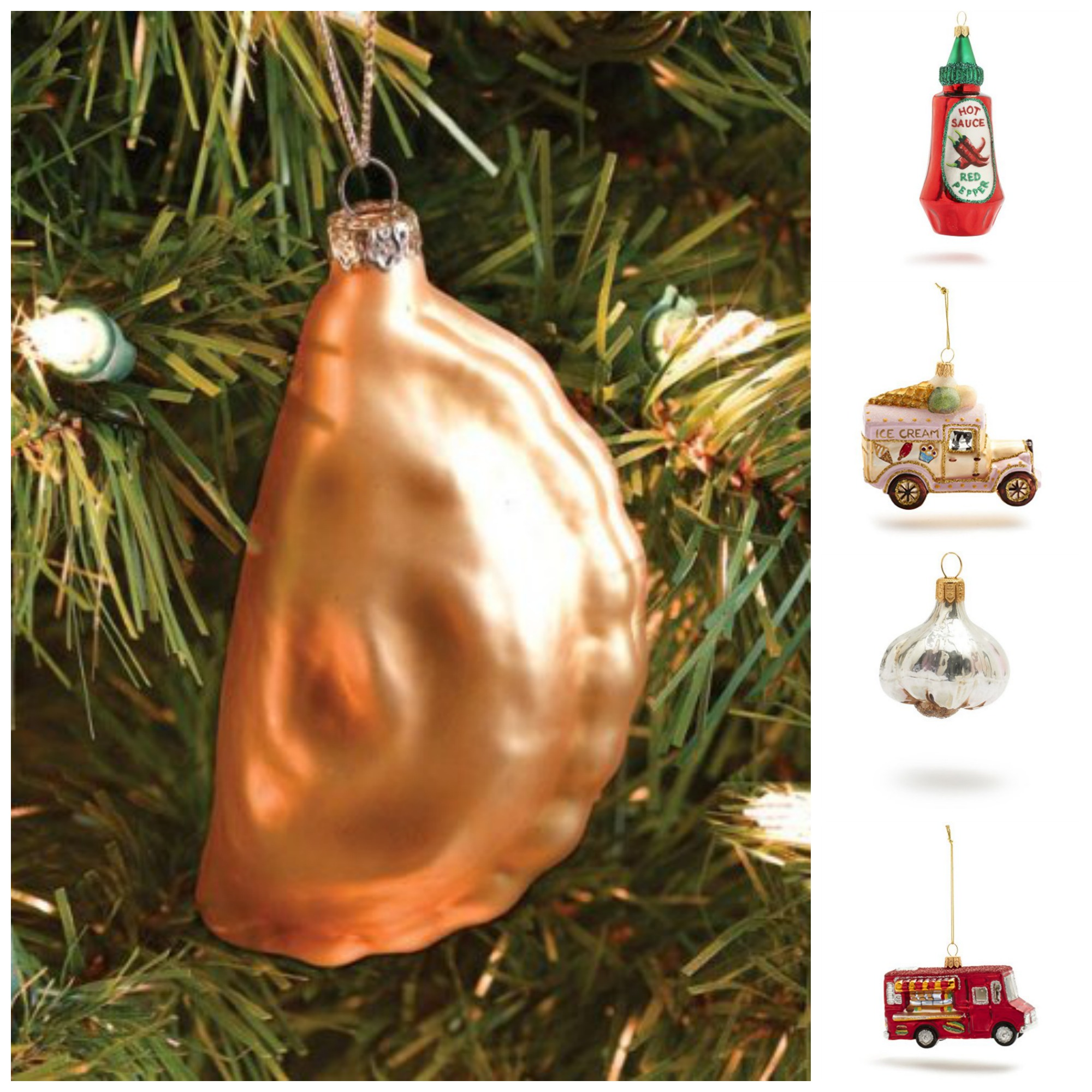 Margarita ornament - Various Food Ornaments
