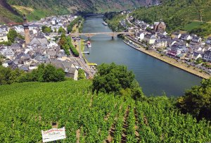 Mosel River in Germany - ourtastytravels.com