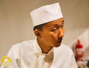 Sushi Chef Toshiya Jyoto Belize