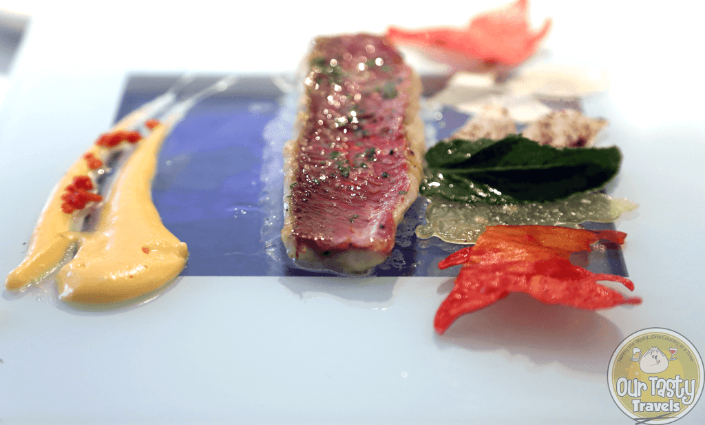 Creative dishes are the norm at Arzak in San Sebastian. (Photo: Erin De Santiago) - ourtastytravels.com