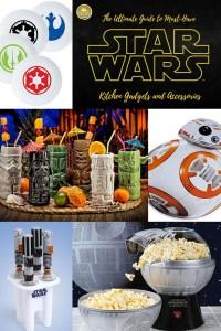 Must Have Star Wars Kitchen Gadgets