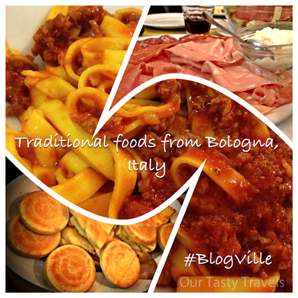 Traditional foods from Emilia Romagna, Italy  http://ourtastytravels.com/blog/five-culinary-reasons-to-fall-in-love-with-emilia-romagna-italy/ #ourtastytravels #blogville