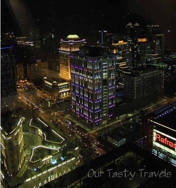 Yen Bar W Hotel Taipei Taiwan