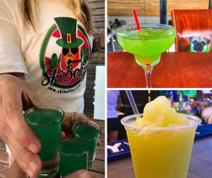 St. Patrick's Day drink specials at Youcan Toucan - Our Tasty Travels