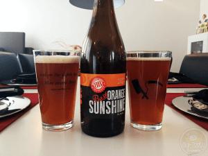 Best Orange Sunshine by Brasserie Bours – #OTTBeerDiary Day 290