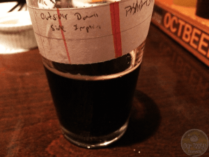 The Dark Side Imperial Stout by Outsider Brewing – #OTTBeerDiary Day 314