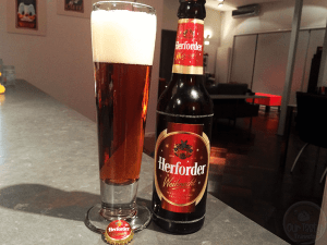 Herforder Weihnacht by Herforder Brauerei – #OTTBeerDiary Day 335