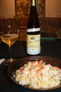 Thai Recipes: Shrimp Fried Rice with Pineapple