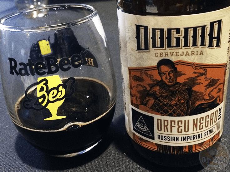 Orfeu Negro by Cervejaria Dogma