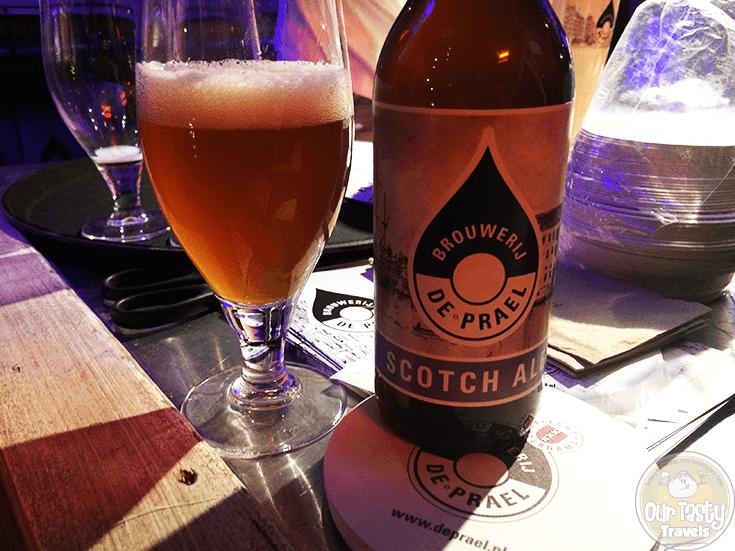 Scotch Ale by Brouwerij de Prael of Amsterdam, the Netherlands