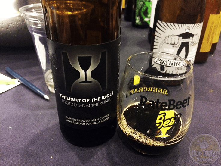 Twilight of The Idols (2015) by Hill Farmstead Brewery