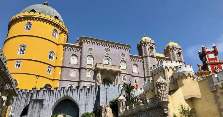Sintra Stole Our Hearts – The Day Trip You Must Take