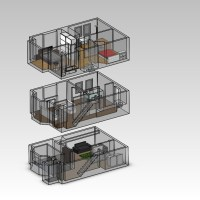 Cyrus Built Our House (in SolidWorks)