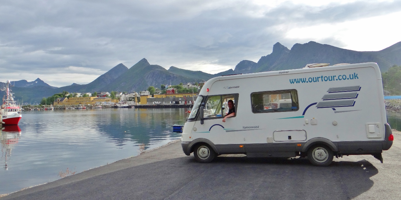 How To Tour Norway By Motorhome Our Tour Motorhome Blog