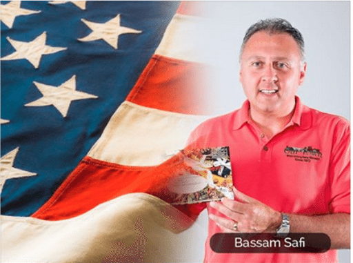 Bassam Safi Our Town Wilmington, Cary and Raleigh, North Carolina