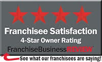 Franchisee Satisfaction Wilmington, Cary and Raleigh, North Carolina