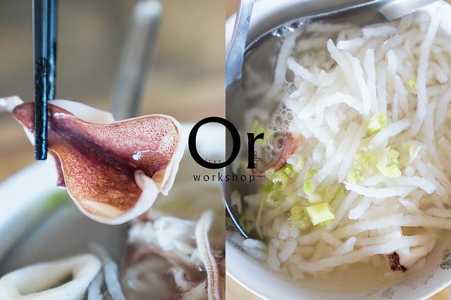 [台南南區|食記] 在台南忘不了的好味道,鮮甜的清湯加上Q彈的小卷,這碗小卷米粉不容錯過 – 施家小卷米粉