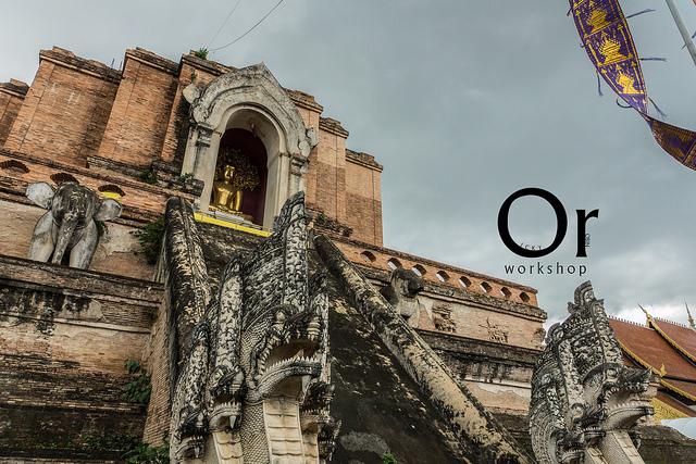 [泰國清邁|景點] 來清邁必訪,清邁古城三大寺廟,在這回味歷史的記憶 – 柴迪隆寺 / Wat Chedi Luang