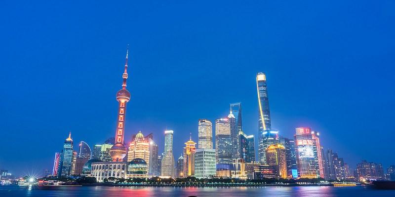 [中國上海|夜景] 沒來上海外灘看夜景,怎敢說來過上海呢!!上海必來夜景地點 - 外灘夜景