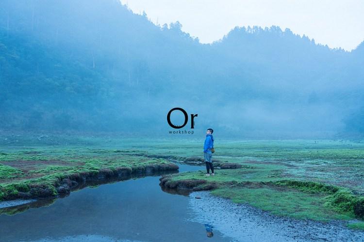 [宜蘭|景點] 探訪松蘿湖,傳說中十七歲少女的眼淚,位在宜蘭跟台北的交界,一定要在山上紮個營