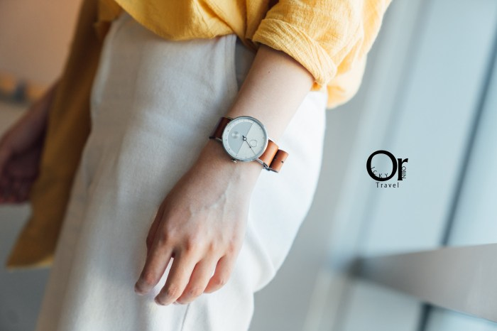 質感手錶推薦|惟物之間:選物平台正流行,日本真皮手錶TACS,日常穿搭質感好,送禮推薦.男性手錶.女性手錶