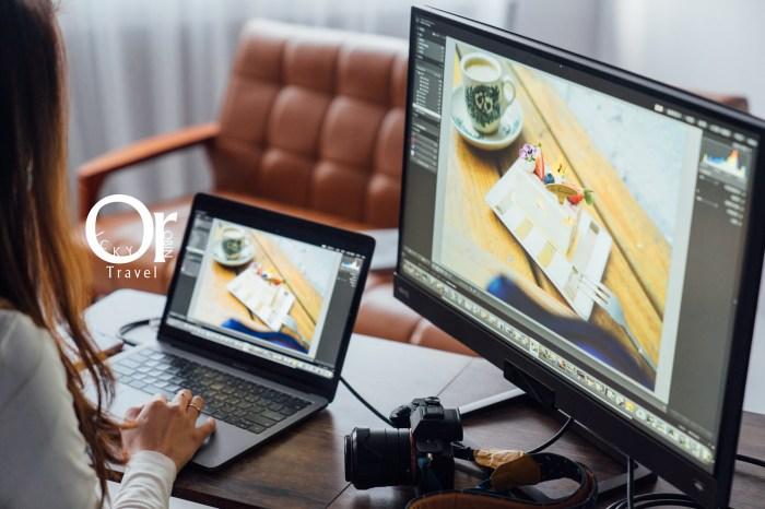 3C開箱  BenQ 舒視屏護眼螢幕 EX2780Q,類瞳孔技術帶來螢幕使用新體驗,金屬仿木紋質感讓螢幕不只功能強大也能符合居家設計