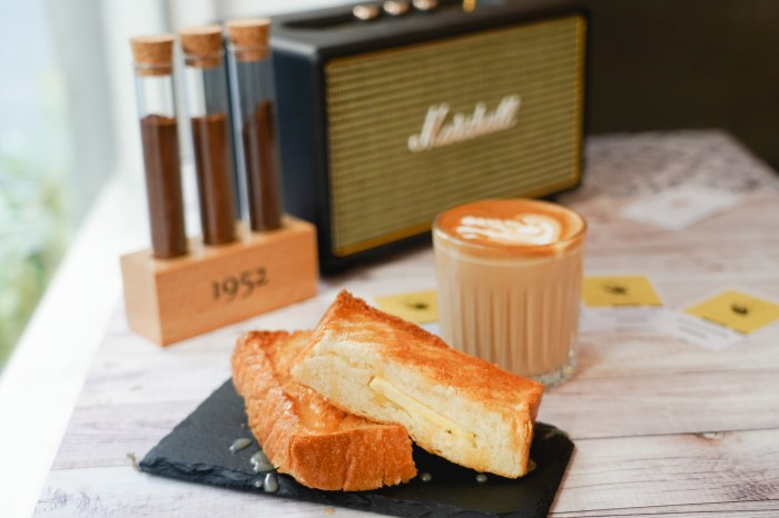 公館咖啡 HALF_COFFEE:公園旁清新咖啡店,職人自製麵包搭配順口咖啡,令人很難不喜歡的小巧咖啡店