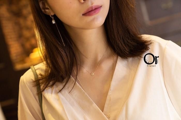 日系輕珠寶|agete:設計細膩且古典,對喜愛低調又擁有典雅氣息的女性來說,是無法抵抗的魅力